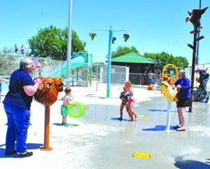 Wheatland Splash Park