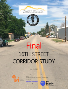 16th Street Corridor Project Final Cover